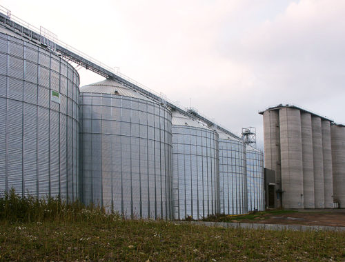Storage Project in France 35000m3