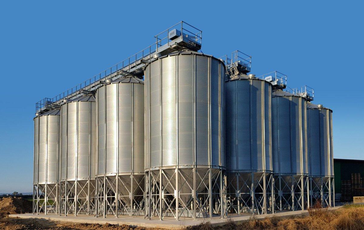 Storage ggs grain
