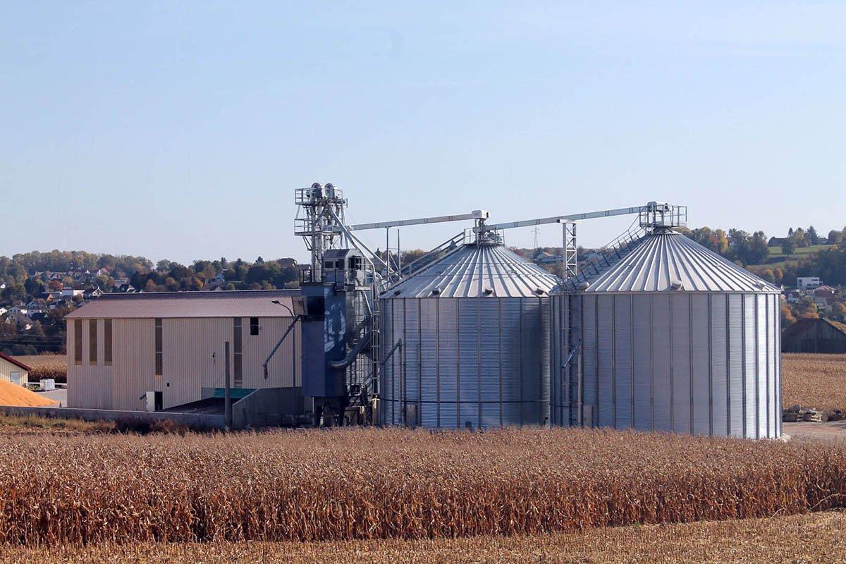 agriconsult, concepteur de solutions globales pour le grain : séchage, stockage, manutention, automatisation